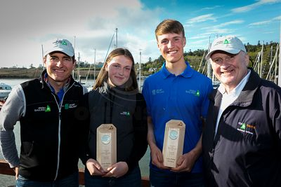 Irish Sailing Youth Championships 2019