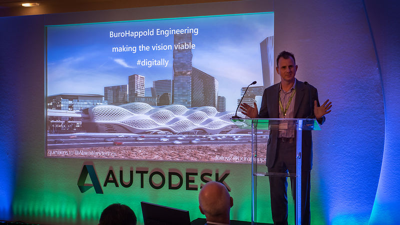 Autodesk International Conference, Paris - France