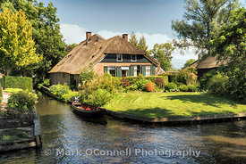 Giethoorn in Holland 3