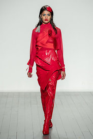 London Fashion Week Autumn Winter 2019  - On|Off Colin Horgan