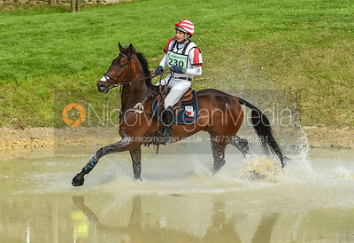Toshiyuki Tanaka and KELECYN PIRATE, Equitrek Bramham Horse Trials 2018