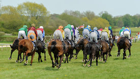 Race 1 Members Conditions Race -  Melton Hunt Club at Garthorpe 8/5