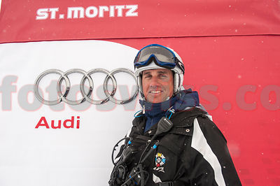 Giant Slalom Men FIS Ski World Cup 2014 in St.Moritz
