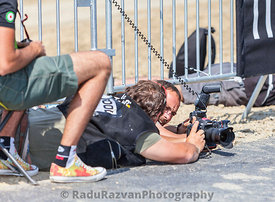 Photographers at Work - Tour de France