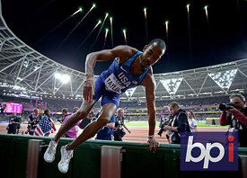 IAAF World Championships, Day Seven, The Stadium, Queen Elizabeth Olympic Park, Stratford, London, UK, 10 Aug 2017