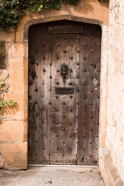 Old Door, Cotswold