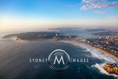 Manly Beach, Early Morning