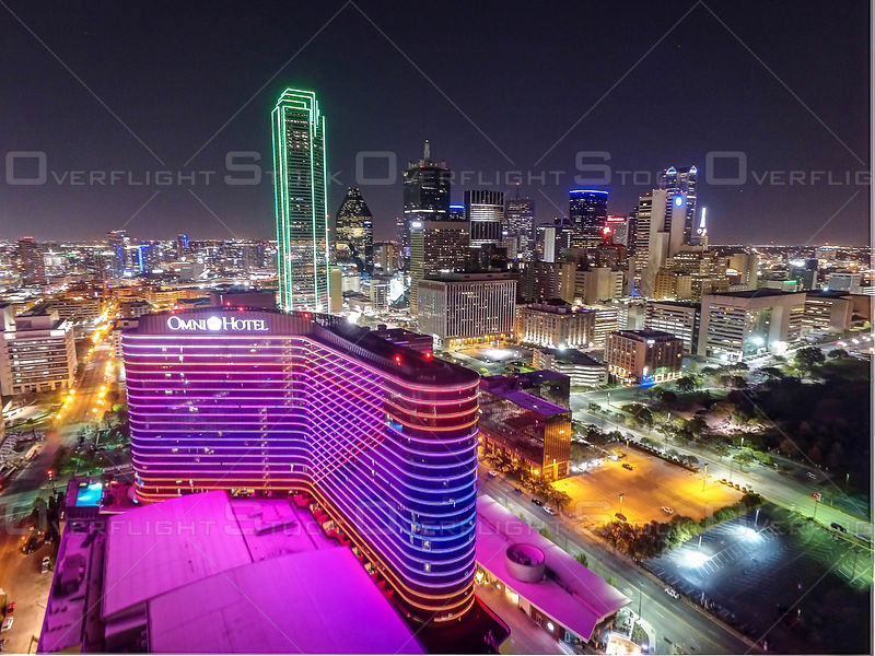 Omni Hotel Dallas Skyline Texas