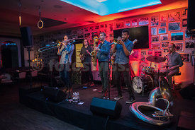 Club Concerts @ Sunny Bar at the Kulm Hotel in St.Moritz