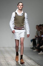 London Fashion Week Mens Sring Summer 2019 - Daniel W Fletcher