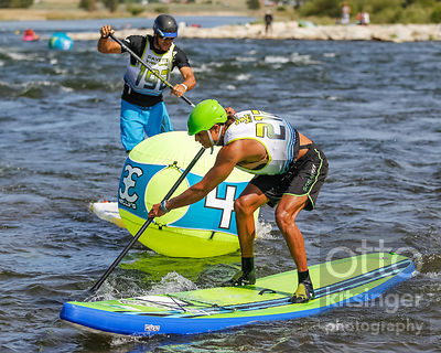 Men's Stand Up Paddle Cross - Fernando Stalla