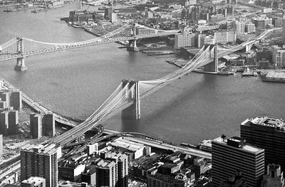 East River bridges New York