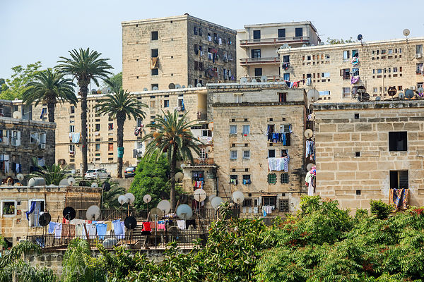 Housing Algiers, Algeria, North Africa