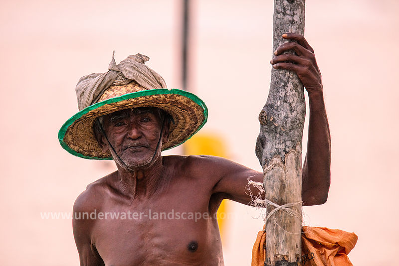 Sri Lankan Fisherman