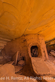 Granery Ruin in Road Canyon in Bears Ears National Monument