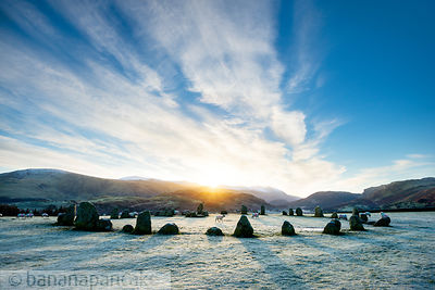 Castlerigg Stone Circle - BP3327