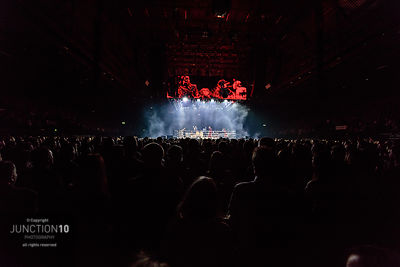 Arcade Fire, Birmingham, United Kingdom