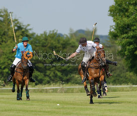 Thomas Collie at Rutland Polo Club