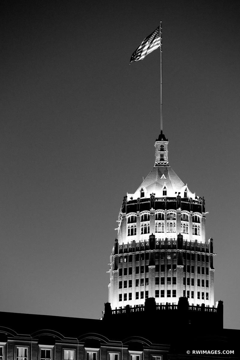 DOWNTOWN ARCHITECTURE SAN ANTONIO TEXAS