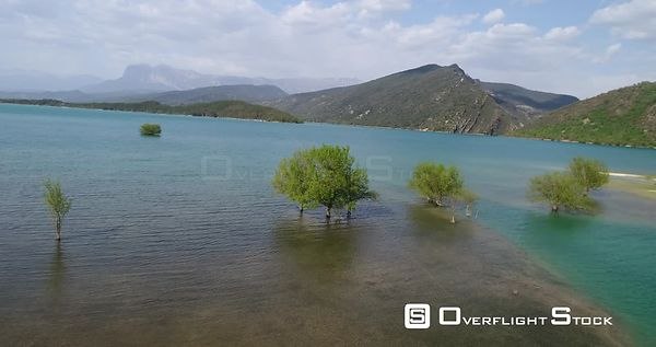 Embalse de Mediano Lake Spain