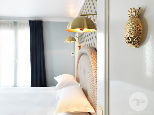 Hotel photographer - The Grand Pigalle Hotel designed by Chzon Design, Paris, France. Photo © Kristen Pelou