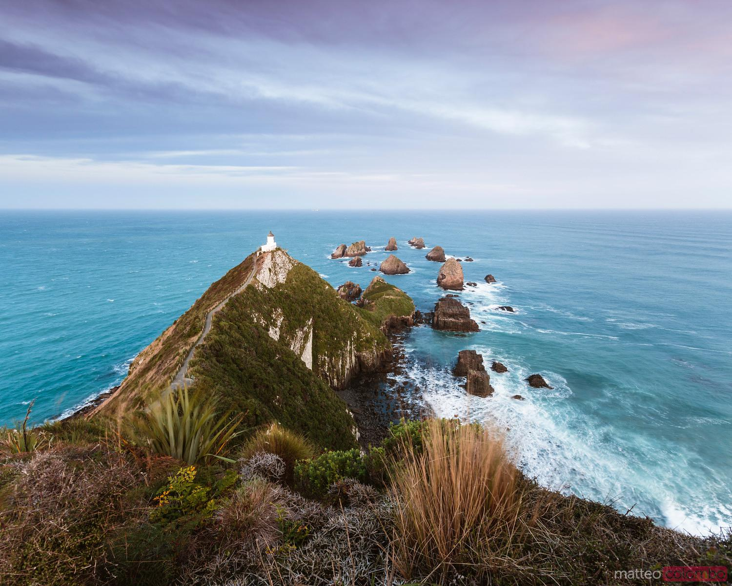 Matteo Colombo Travel Photography | Nugget point lighthouse