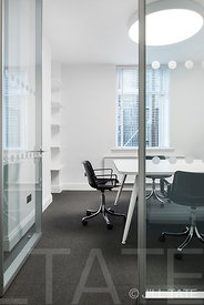 Office interior, Mayfair, London | Client: Tecno