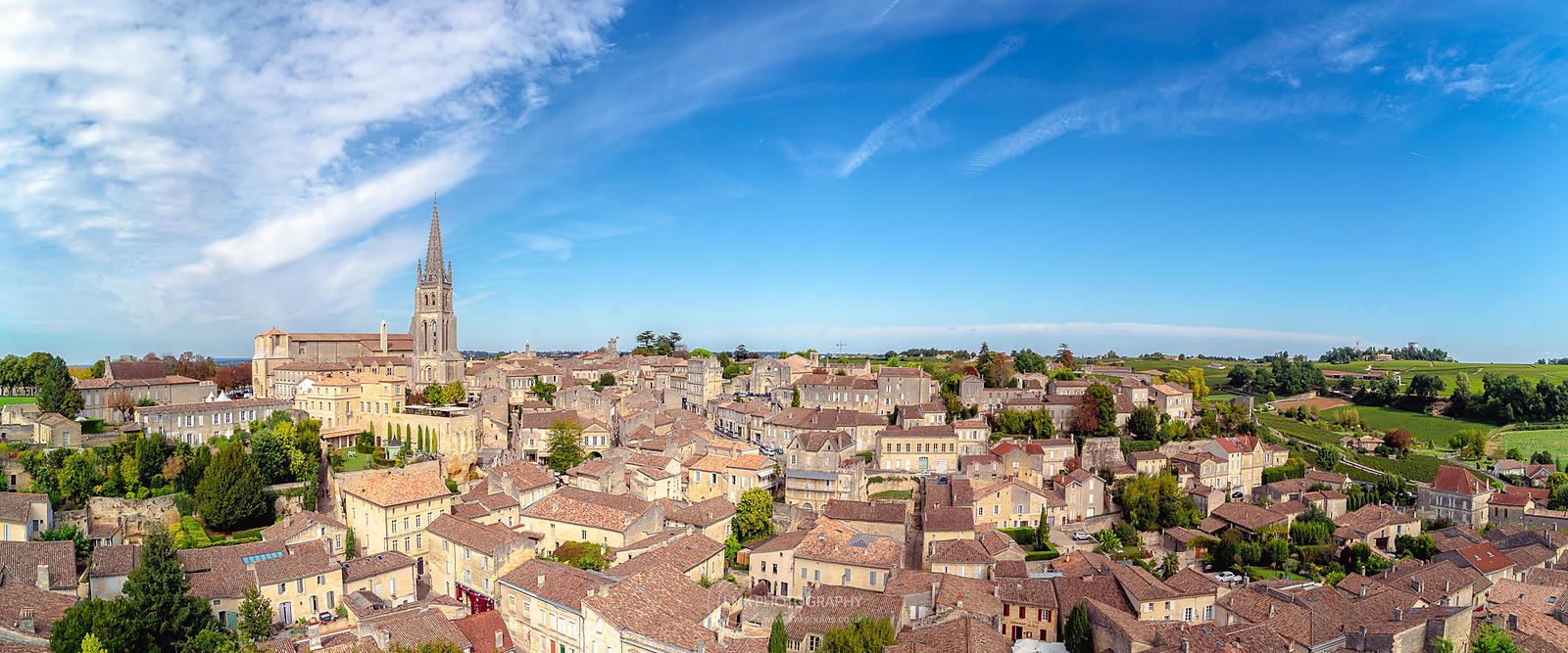 Saint-Émilion Panoramic