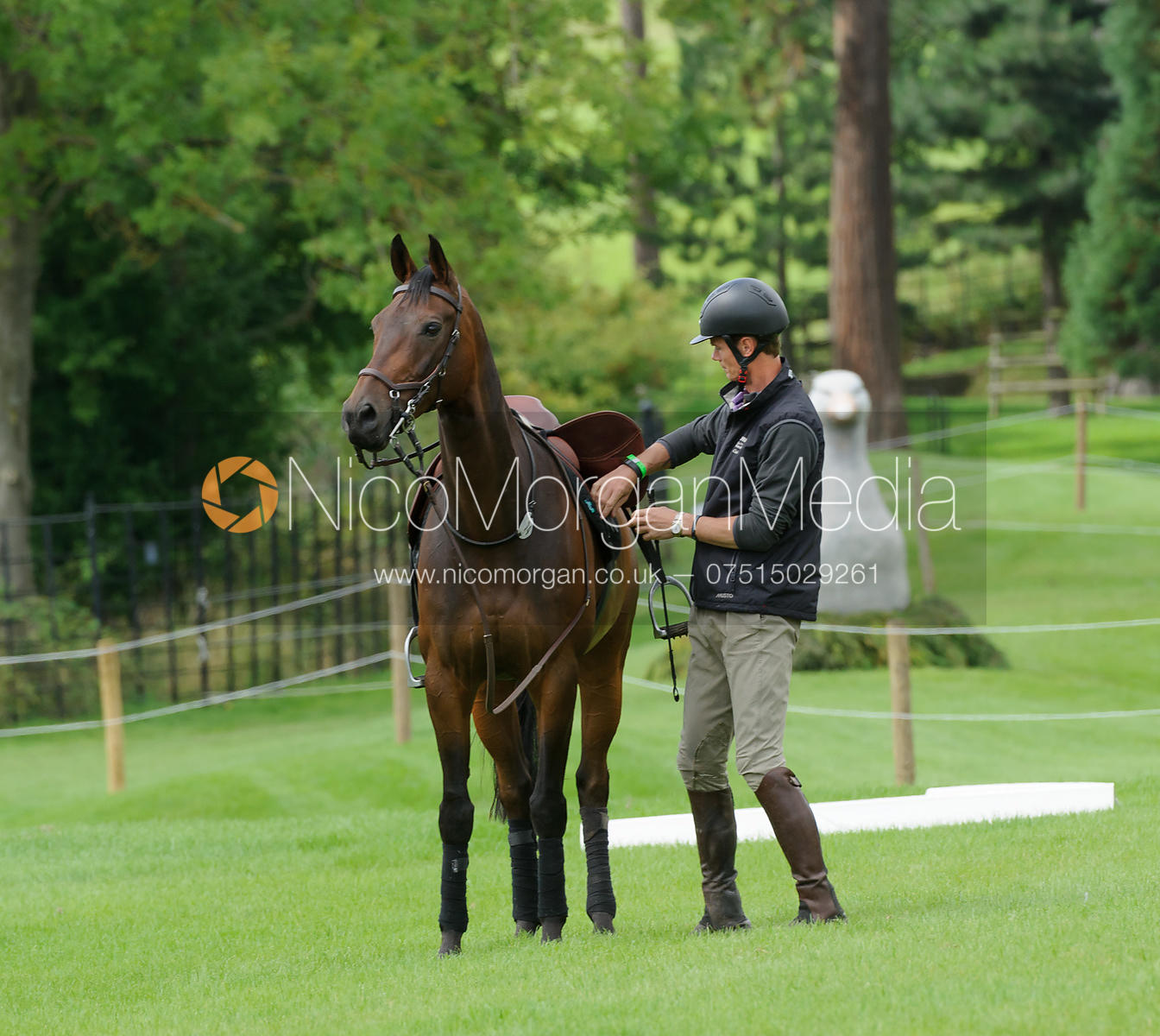 William Fox-Pitt - Burghley 2015