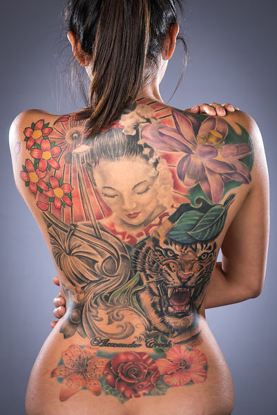 London Tattoo Convention 2015