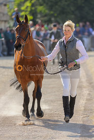 Lucy Jackson and WILLY DO - Mitsubishi Motors Badminton Horse Trials 2013