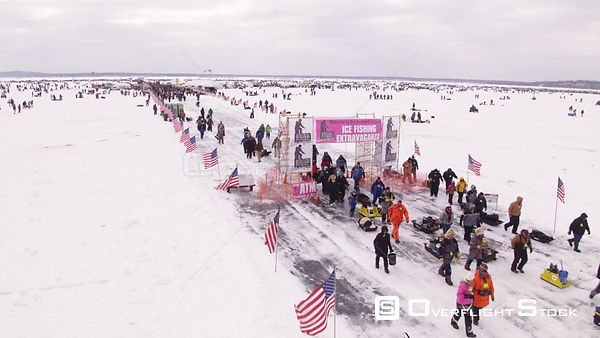Brainerd Ice Fishing Extravaganza Minnesota
