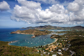 Antigua and Barbuda, Antigua Island, English Harbour