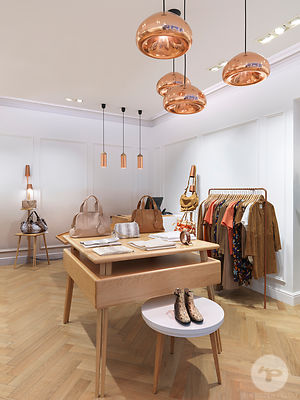 GERARD DAREL SAINT HONORE PARIS