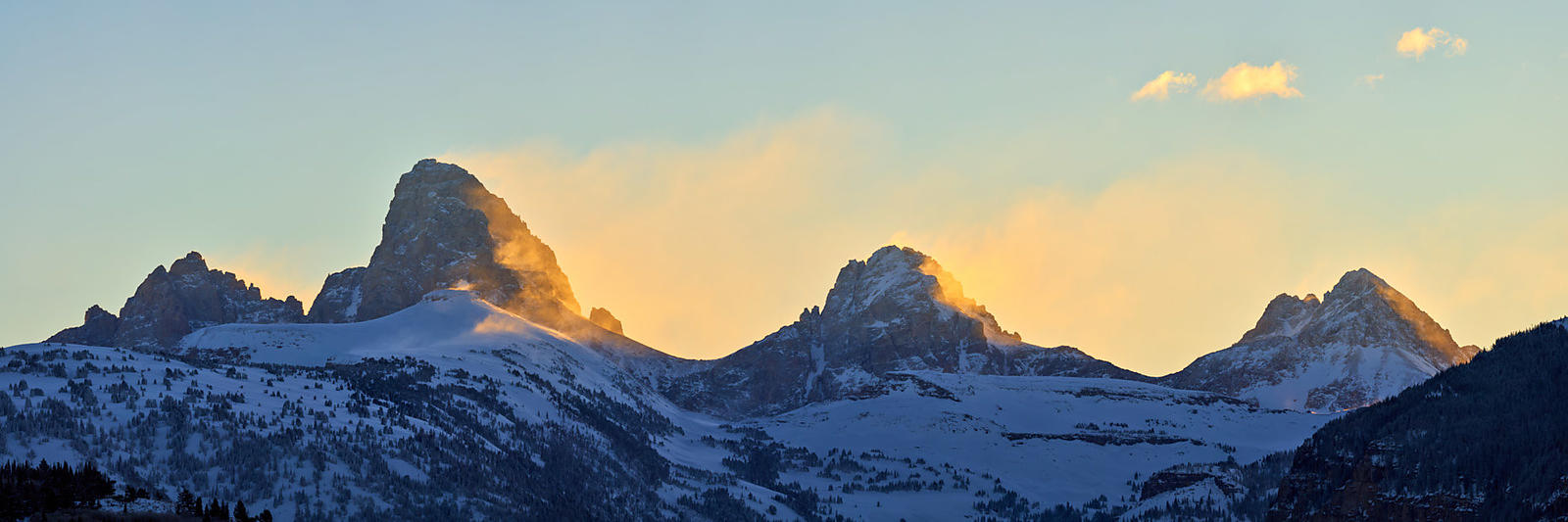Teton Valley Sunrise