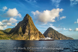 Attessa 4 at the Pitons St Lucia