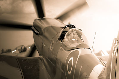 Reportage Spitfire