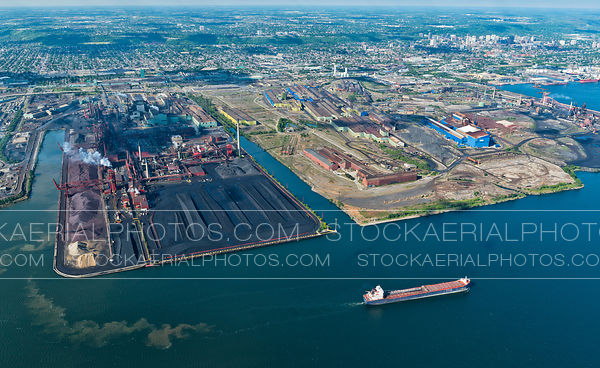 Steel Factories, Hamilton