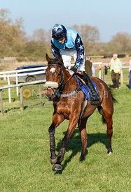 HADMEATHELLO (Dale Peters). Race 6 - Restricted Race. The Cottesmore at Garthorpe