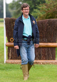 Joey Newton, Land Rover Burghley Horse Trials 2017