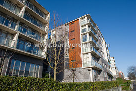 13th March, 2015.The Prospect Hill apartment complex in Finglas, Dublin...Photo:Barry Cronin/www.barrycronin.com info@barrycr...