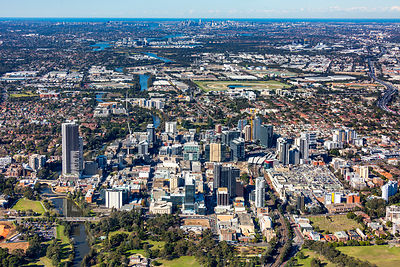 Parramatta City to Sydney City