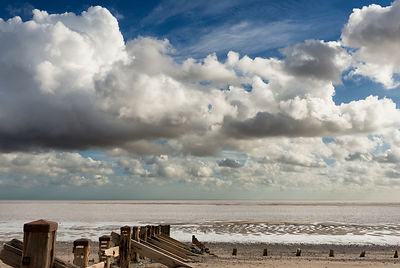 Metal wall art | Yorkshire | Beach view