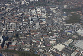 Cheetham Hill Industrial Estate Manchester