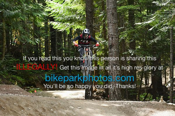 Sunday July 8th ALine Tombstone bike park photos
