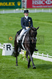 Ingrid Klimke (GER) and FRH Butts Abraxxas - Dressage