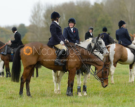 The Fitzwilliam Hunt Opening Meet, Wednesday 1 November 2017 © 2017 Nico Morgan. All Rights Reserved