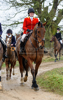 The Cranwell Bloodhounds in Grimsthorpe Park 5/2