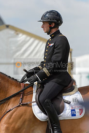 Thibaut Vallette - Showjumping - Mitsubishi Motors Badminton Horse Trials 2017