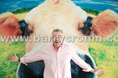 10th March 2017.Ryanair CEO Michael O'Leary photographed at Ryanair HQ Dublin: .Photo:Barry Cronin/www.barrycronin.com 087-95...